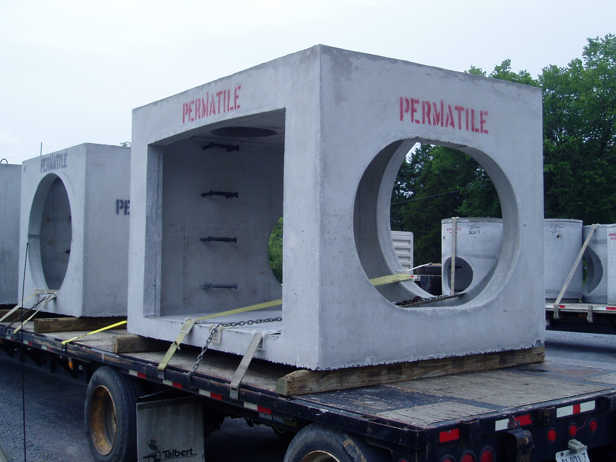Storm Structure Systems Permatile Concrete Products Company