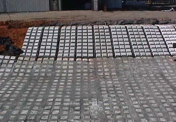 Erosion Control Permatile Concrete Products Company