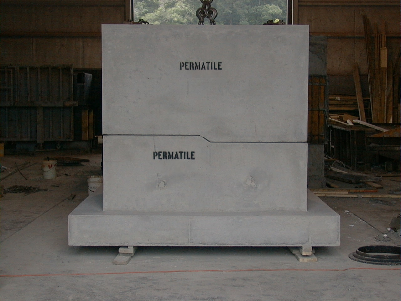 Utility Vaults - Permatile Concrete Products Company